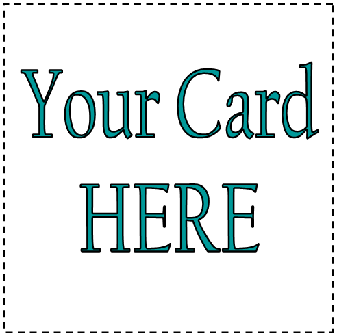Make your own greeting cards. Free ideas for homemade cards.