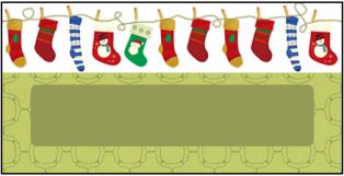 printable Christmas labels