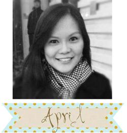 Design Team Member April San Pedro