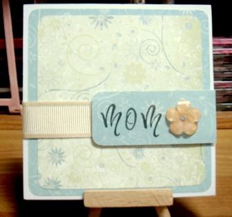 How to Make Mom Cards