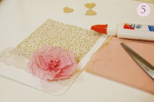 Make Homemade Mothers Day Cards with April!