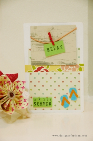 how to make your own greeting cards to sell