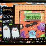Handmade Halloween Greeting Cards
