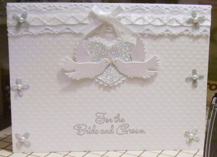 Handmade Wedding Cards Free Card Ideas Tips and Tutorials