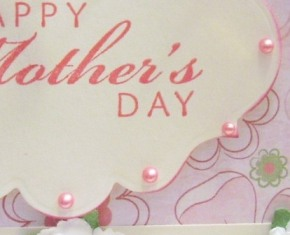 Make a Mothers Day card today!