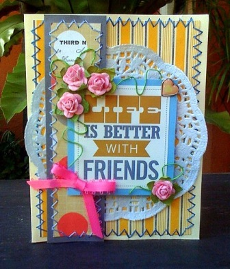 Cute Friendship Cards to Make