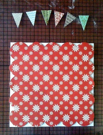 Make Your Own Christmas Card with DT Member Kathleen!