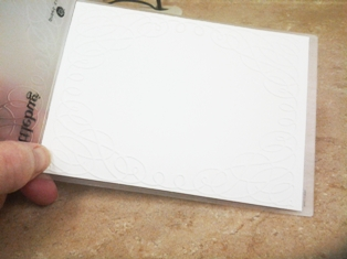 How to Make Homemade Wedding Cards