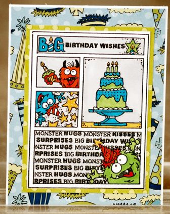 FREE Ideas for Kids Birthday Cards