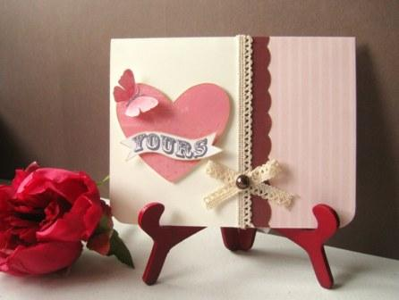 Beautiful Love Cards FREE Ideas for Homemade Valentine Cards – Beautiful Valentines Cards