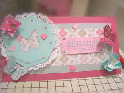 Because I Love You <br>Valentine Card Idea