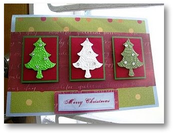 Christmas card making ideas m4hsunfo