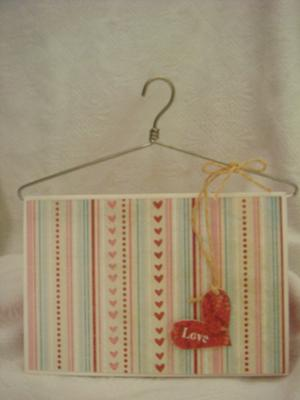 Hang-on-to-my-Love Card