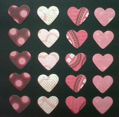 Heart Mosaic