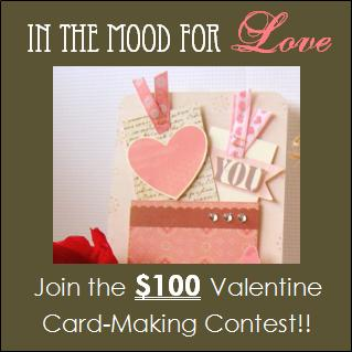Love Romance Cards Contest Button