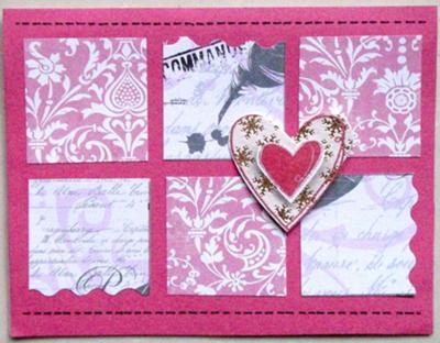 Love Thy Heart Valentine Idea