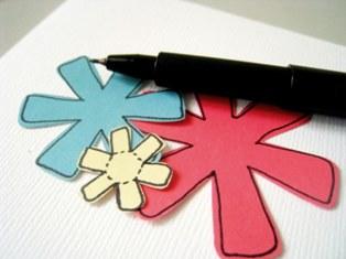 make paper flowers