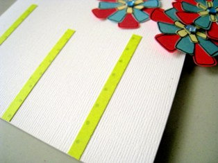 make your own birthday cards step 2