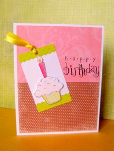 Make your own birthday cards make easy birthday cards with our free making birthday cards cupcake bookmarktalkfo Choice Image