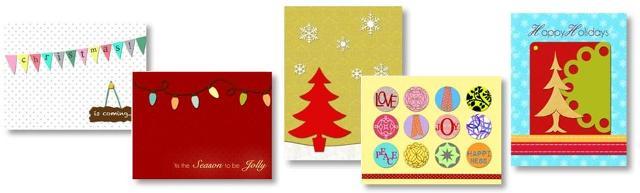 Online Printable Christmas Cards