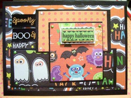 FREE Halloween Card Ideas