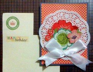 Steps to Make a Birthday Card