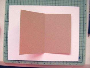 Make Christmas Card Step 2